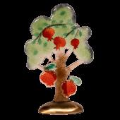 Δέντρο γυάλινο 25χ15,5 σε μπρούτζινη βάση