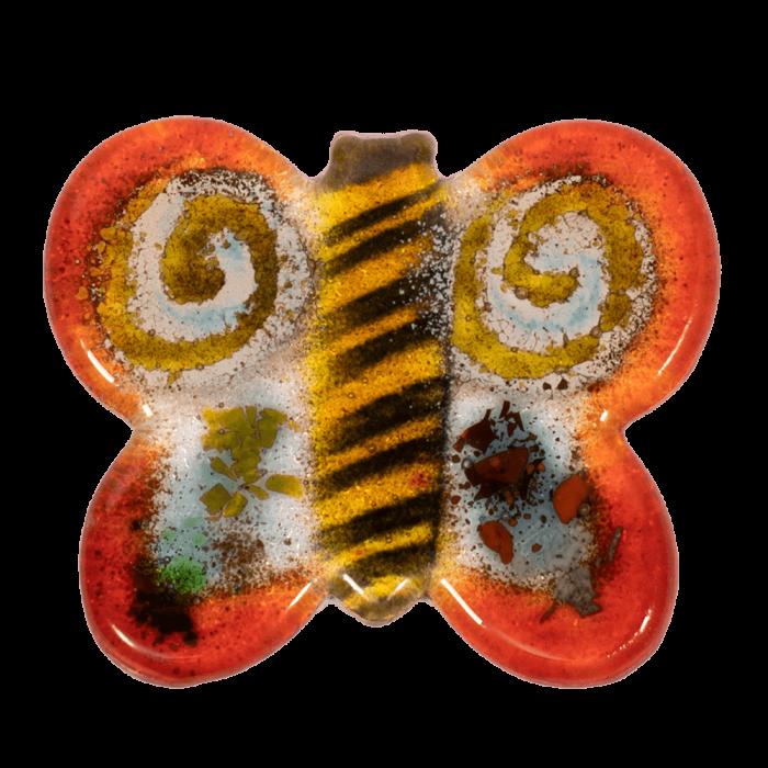 Σετ σουβέρ 6άδα πεταλούδα 10εκ.
