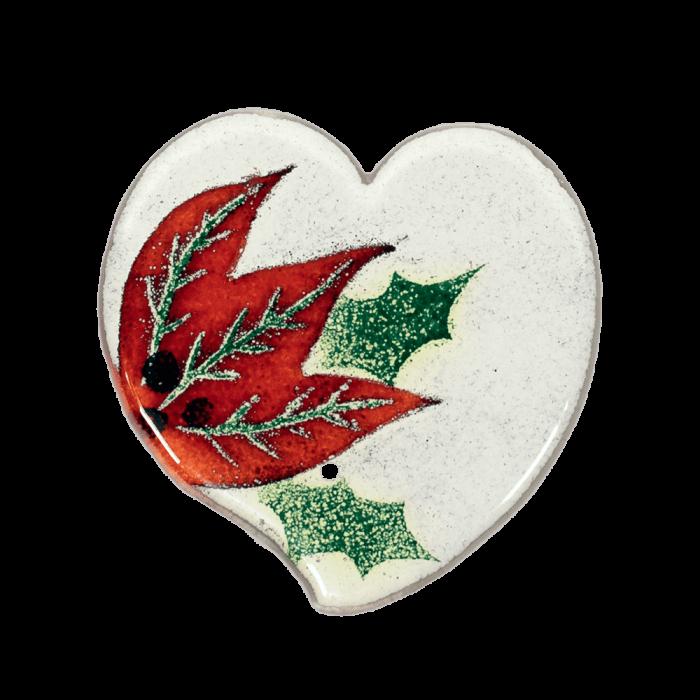 Σετ σουβέρ 6άδα καρδιά ''Αλεξανδρινό'' 10Φ