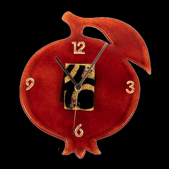 Ρολοϊ 25Φ ρόδι επιτοίχιο κόκκινο